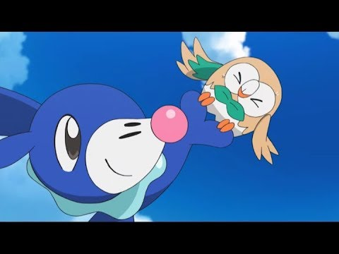 Download Youtube: Adventures with Rowlet and Popplio!