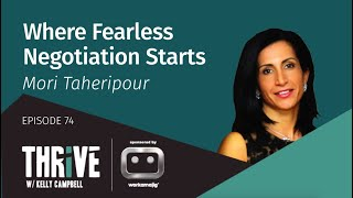 EP 74: Where Fearless Negotiation Starts, with Mori Taheripour
