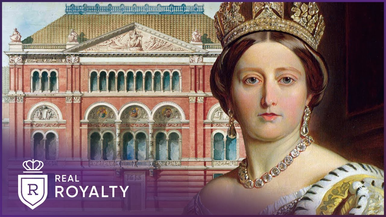The Unique History Of London's Royal Architecture | Royal Kingdoms | Real Royalty with Foxy Games
