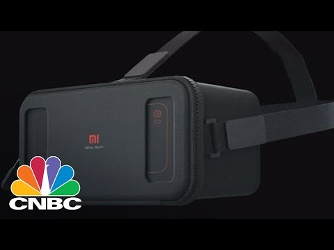 Xiaomi Unveils Its First Virtual Reality Headset   Tech Bet   CNBC