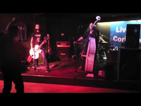 The Brothel Corpse Trio...vid 1...@ The Corinna Hotel, Perth on 4/05/13