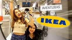 VLOGANDO NA LOJA IKEA!
