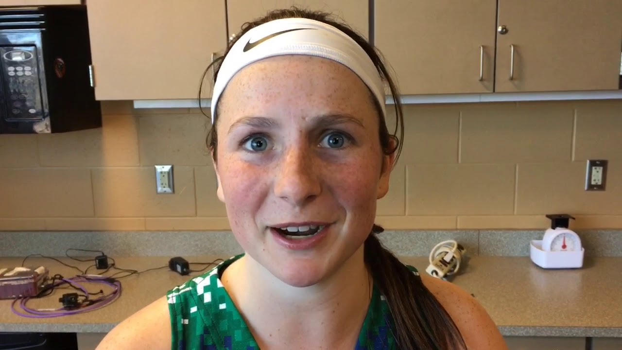 Saginaw Heritage's Mallory McCartney finds health, shooting touch