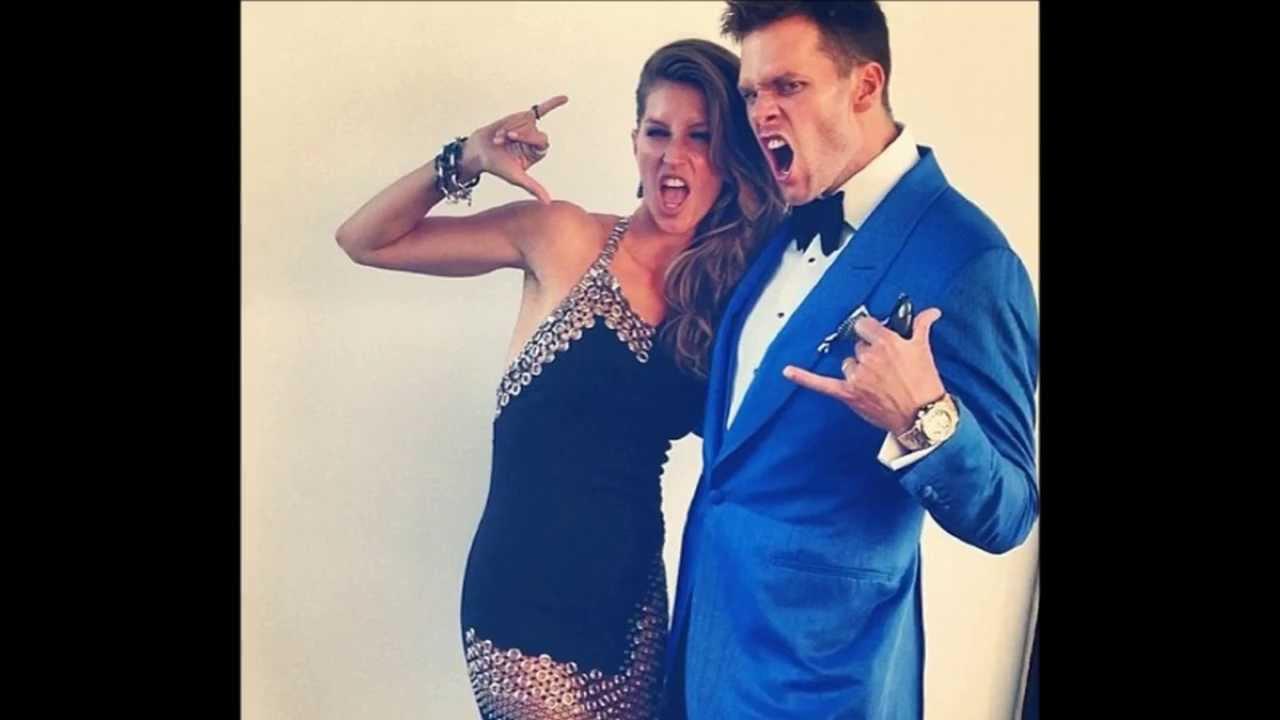Tom Brady And Family 2014