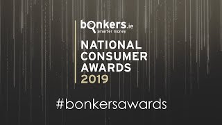 bonkers.ie National Consumer Awards 2019