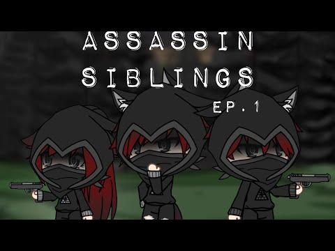 Assassin Siblings || Ep. 1 || Original Series || MiniMelody YT