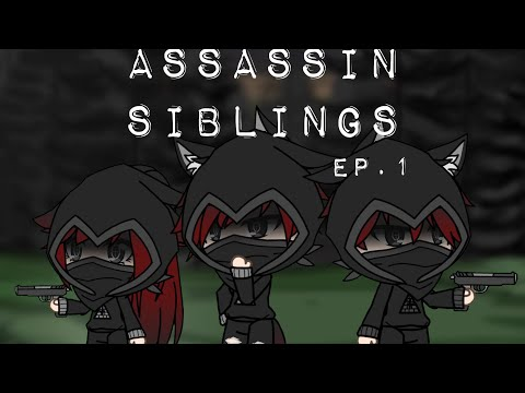 Assassin Siblings || Ep. 1 || Original Series || MiniMelody YT