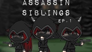 Gambar cover Assassin Siblings || Ep. 1 || Original Series || MiniMelody YT