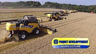 7× New Holland/ XXL Harvest in France / Paquet Développement
