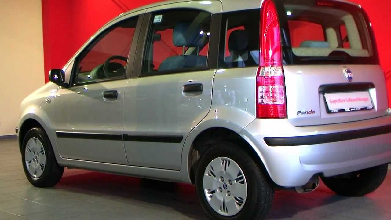 fiat panda 1 2 dynamic 2006 minimalgrau metallic 00732148 youtube. Black Bedroom Furniture Sets. Home Design Ideas