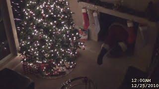 5 Weihnachtsmänner - die im echten Leben auf Kamera festgehalten wurden!