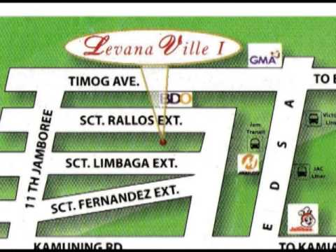 House For Sale in Levana Ville Townhouse - Scout Area Quezon City RFO