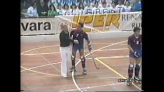 Hockey Novara - Franco Amato show (part 1 di 10)