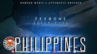 Teebone - Philippines - August 2018