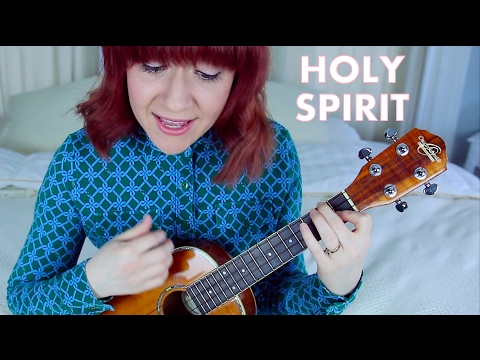 Holy Spirit Ukulele Chords By Kari Jobe Worship Chords