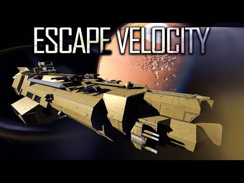Space Engineers: Escape Velocity & Retrofitting For War - Uncooperative Survival #76