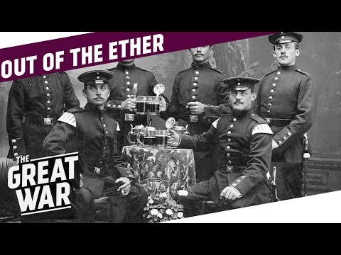 The Evolution of German Infantry Tactics I OUT OF THE ETHER