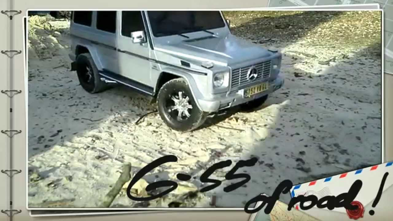 g 55 mercedes tamiya rc on sand teofil k youtube. Black Bedroom Furniture Sets. Home Design Ideas