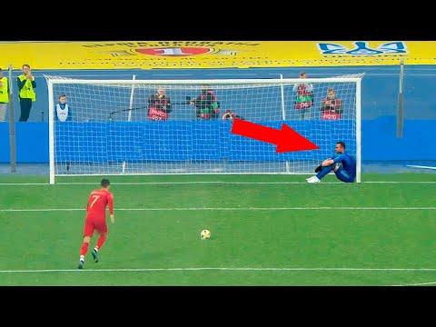1 in a million moments in penalty kicks