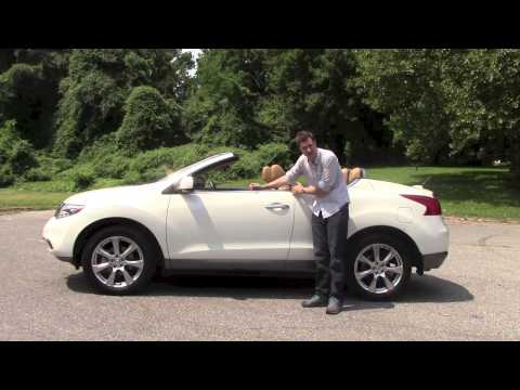 Nissan Murano CrossCabriolet: A Review