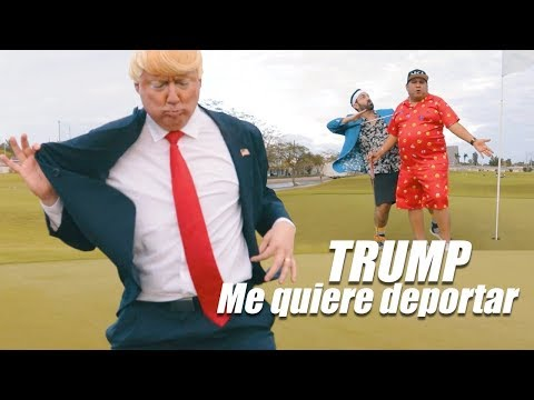 Parodia Sensualidad - JR INN ft Enrique Santos - Trump me quiere deportar