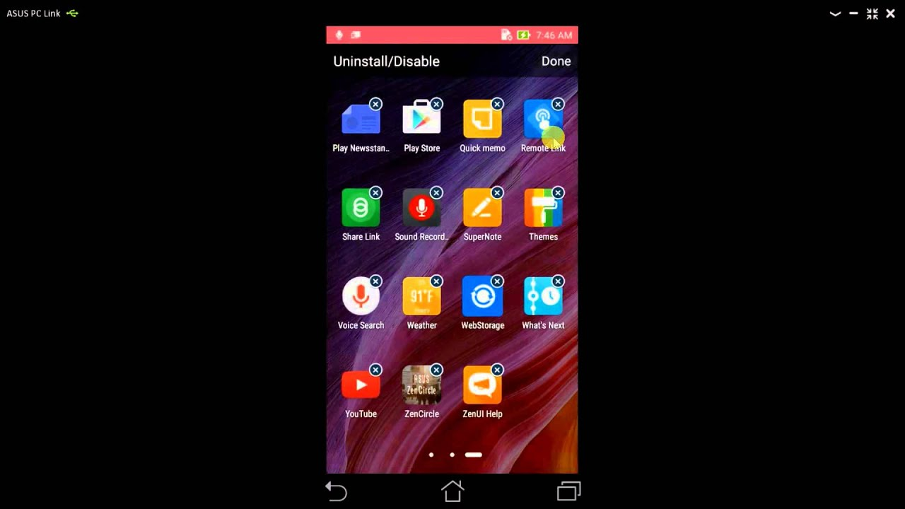 How to Uninstall/Disable Pre-installed Apps/Bloatware without rooting on  Asus Zenfone