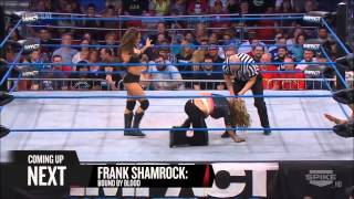 Brooke Tessmacher Vs Velvet Sky TNA 10/10/13