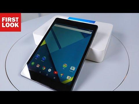 Erster Eindruck: Das neue HTC Google Nexus 9 ist da