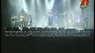LOS FABULOSOS CADILLACS - Bye bye (Vilma Palma e vampiros) (Estadio Obras, Buenos Aires) 22.07.1995