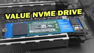 WD SN550 - This 1TB NVMe drive packs a lot of VALUE!