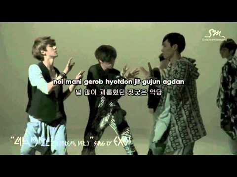 EXO-K (엑소케이) - Peter Pan (피터팬) Karaoke