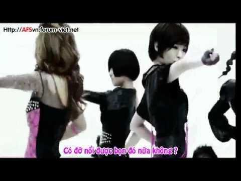 [Anti SNSD] Vietsub Abracadabra Brown Eyed Girls
