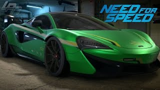 NEED FOR SPEED (2015) - MCLAREN 570S GAMEPLAY (TUNING, DRIFTING, RACES)
