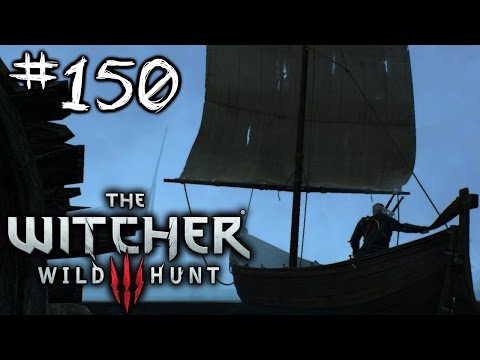 Isle Of Mists - The Witcher 3 Wild Hunt PC Playthrough Part 150