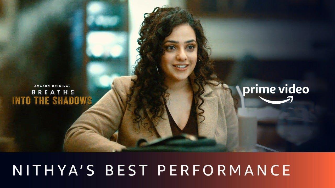 Nithya Menen's Best Performance | Breathe - Into The Shadows | Nithya Menen | Amazon Original