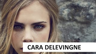 Cara Delevingne - Tattoo Time / Кара Делевинь