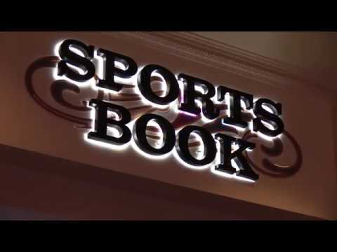 Sportsbook opening in 30 seconds