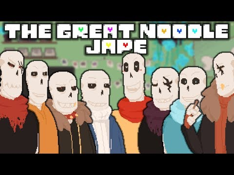 CAN YOU FIND OUT WHO STOLE THE SPAGHETTI?!?! | The Great Noodle Jape!