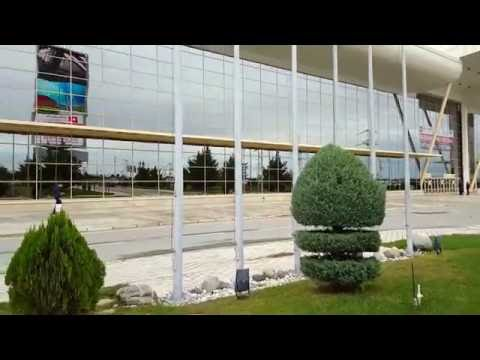 Baku Expo Exhibition and Convention Center (1080p60 HD)