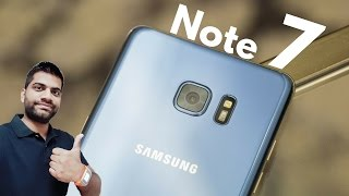 samsung galaxy note 7   s7 edge s new cousin my opinions