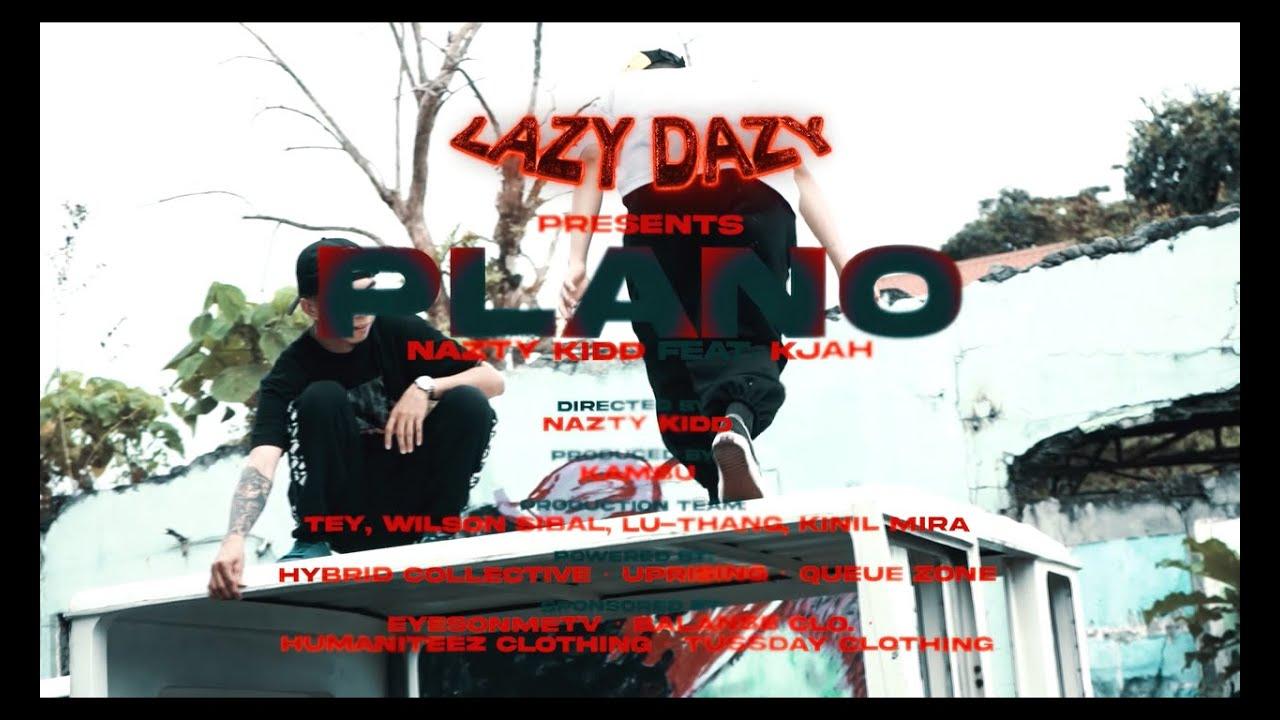Download Nazty Kidd - Plano Ft. KJah (Official Music Video) [Prod. by kambu]