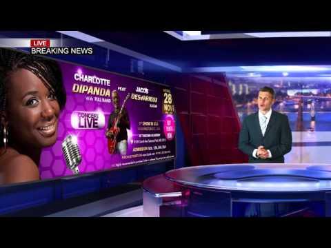 Charlotte Dipanda Breaking News
