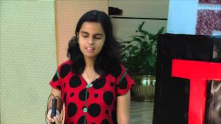 Download Video Empowering The Blind   Tiffany Brar   TEDxVITVellore MP3 3GP MP4