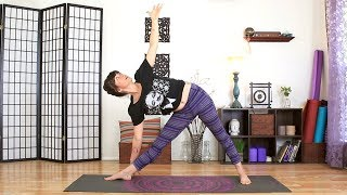 Morning Yoga - Beginners 20 Minute Morning Vinyasa