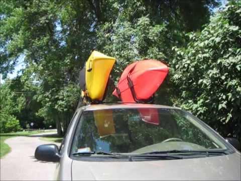 SportRack Mooring 4-in-1 Kayak /& SUP Carrier