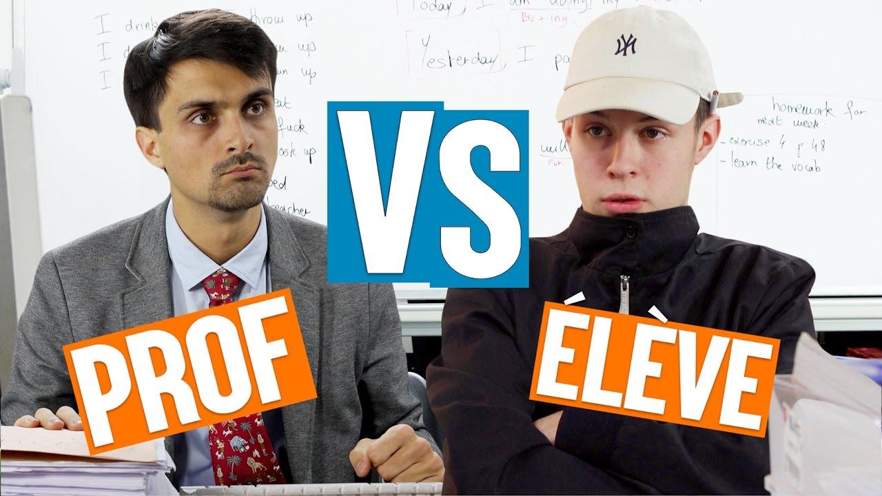Download Prof VS Elève
