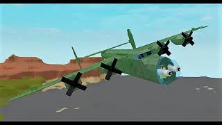 Roblox Plane crazy Cool Builds Pt:22