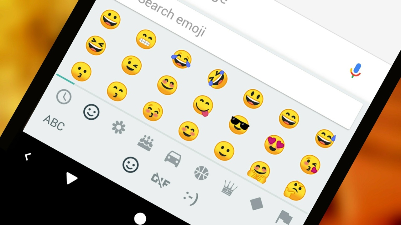 how to change android emojis