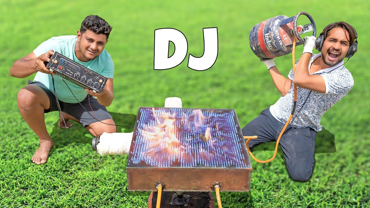 We Made India's First Musical Fire Table