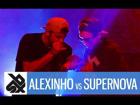 ALEXINHO vs SUPERNOVA |  Florida Beatbox Battle 2017  |  1/2 Final